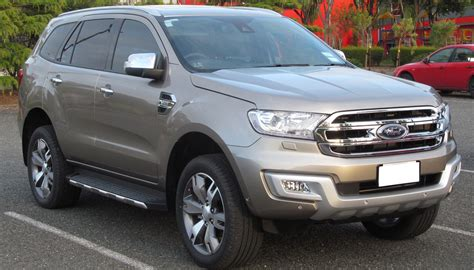 ford everest ford everest 2018 price fast car top speed specification