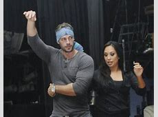 Official Rehearsal Pictures Of William Levy And Cheryl ... Roshon Fegan Dancing With The Stars