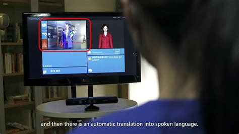 pattern recognition and machine learning youtube microsoft is developing technology to translate voice and