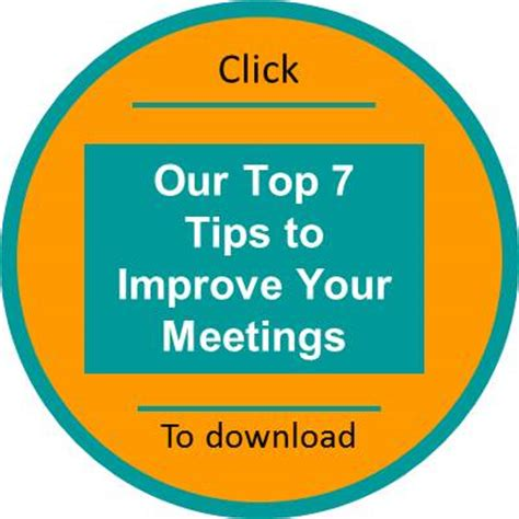Chairing Effective Meetings by Meeting Management Meetings Tips Thedevco