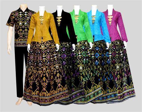 Batik Gamis 52 model baju gamis batik terbaru populer 2018 model