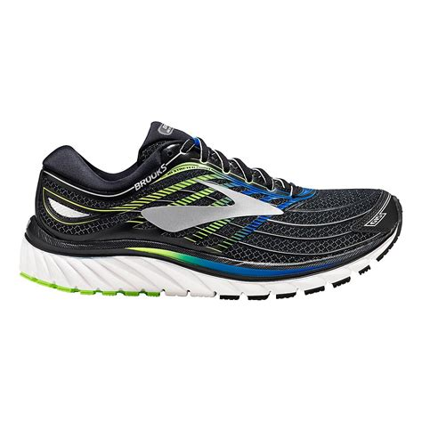 brookes running shoes mens glycerin 15 running shoe at road runner sports