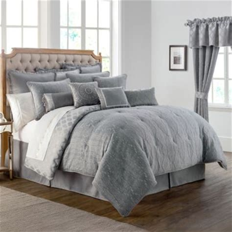 King Bed Comforter by Buy Waterford 174 Linens Walton King Comforter Set From Bed
