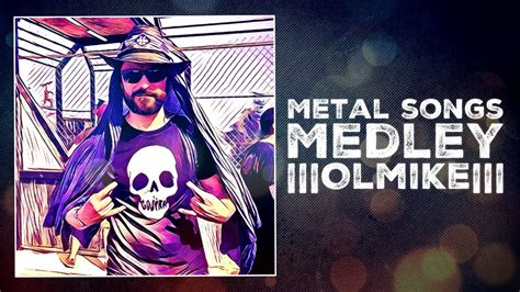 new year song medley 1 year of metal songs medley olmike