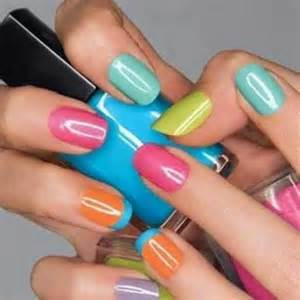nail colors summer summer acrylic nail designs