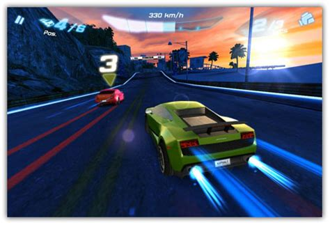 asphalt 6 adrenaline for iphone and hits the app store iphoneheat
