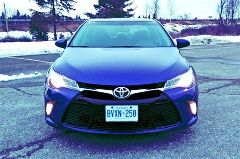 2015 Toyota Camry V6 2015 Toyota Camry Xse V6 Autos Ca