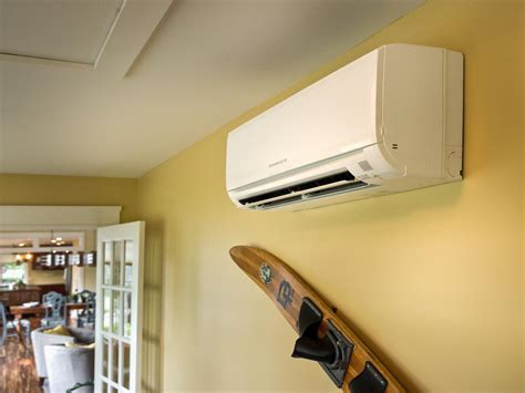 air in room the pros and cons of a ductless heating and cooling system hgtv