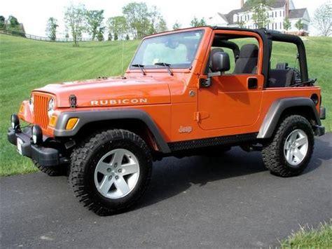 Jeep Rubicon 2005 Lactrain S 2005 Jeep Rubicon In New Bedford Ma