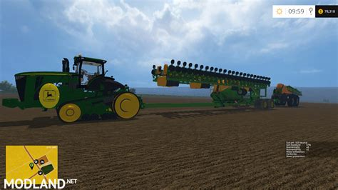 style ls amazon amazone 48 row seeder edited by fs 2k modding mod for