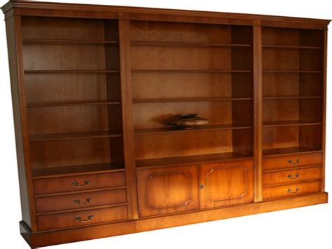 wall unit tv bookcase cherry wood bookcase with doors modular bookcase units tv