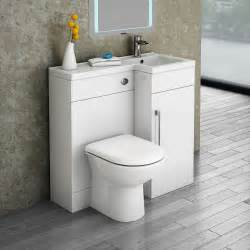 Bathroom Suites Vanity Units Valencia 900 Combination Basin Amp Wc Unit With Round Toilet