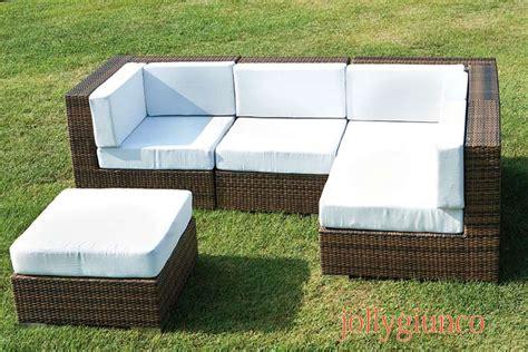 poltrone ad angolo divani ad angolo per esterno poltrone tavoli