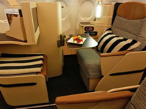 etihad airways business class seating plan the 5 best business class cabins of 2015