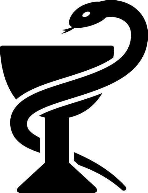 Pharmacy Symbol by Bowl Of Hygieia