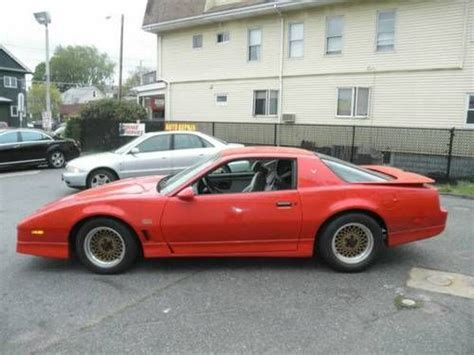 how does a cars engine work 1987 pontiac firebird electronic toll collection purchase used 1987 pontiac trans am 5 7 350ci new engine