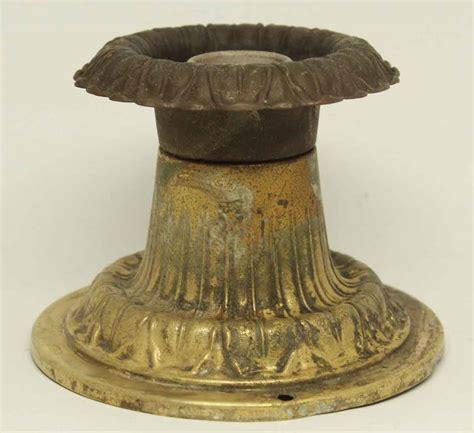 single bulb flush mount light small single bulb brass flush mount light olde things