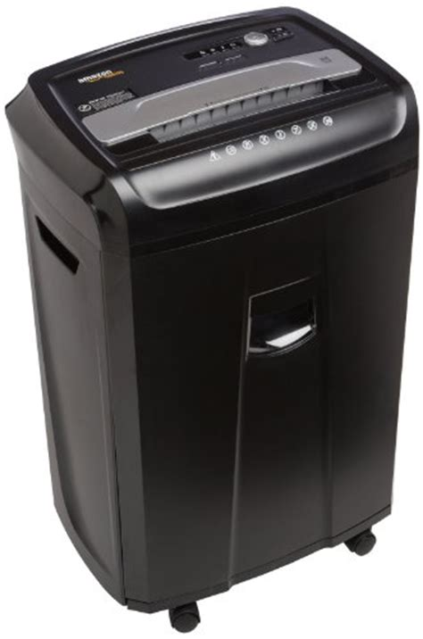 Amazonbasics Shredder by Amazonbasics 24 Sheet Cross Cut Paper Cd And Credit Card Import It All