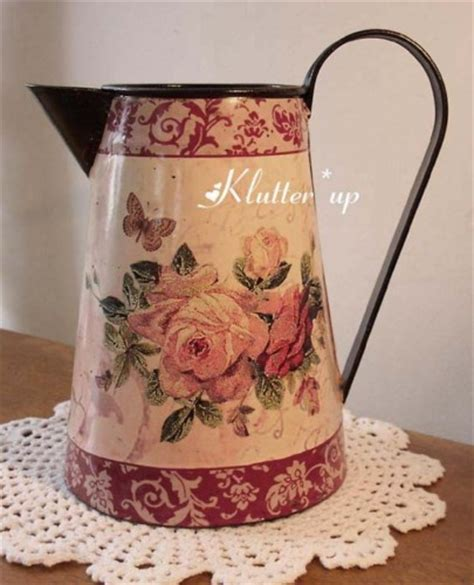 Decoupage Vase Ideas - 17 best images about tesito on decoupage tea