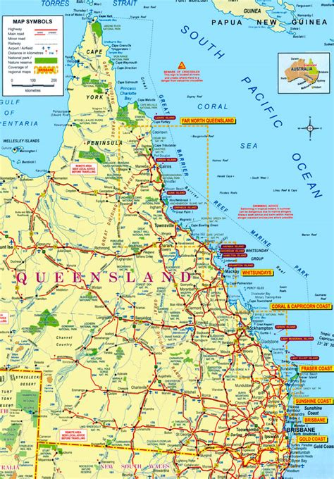 queensland australia map queensland australia map browse info on queensland