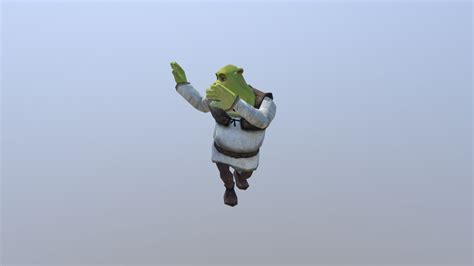 shrek dancing    model  wetthiccnkrispy