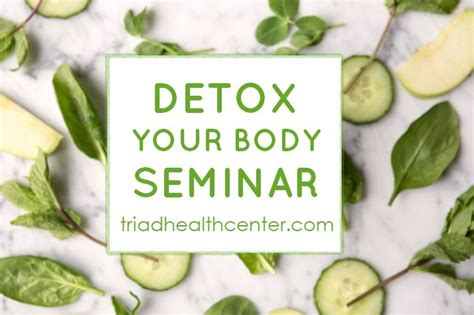 Biotoxin Illness Detox by Detox Your Seminar Triad Health Center