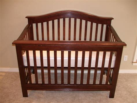 Plans For Baby Crib Baby Crib Woodworking Plans Mission Style Tv Stand