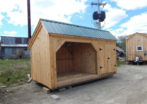 Sheds For Sale In Nh by Large Shed Plans Shed With Wood Storage Wooden Storage