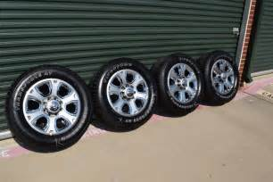 dodge ram 2500 laramie wheels oem factory wheels rims