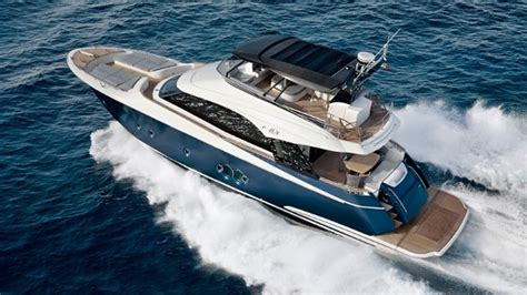 mini yacht boat monte carlo yachts 65 mini megayacht for the owner