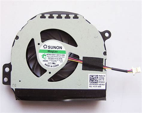 Fan Laptop Dell various dell cpu cooling fans original brand new dell
