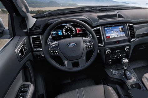 ford ranger interior review 2019 ford ranger