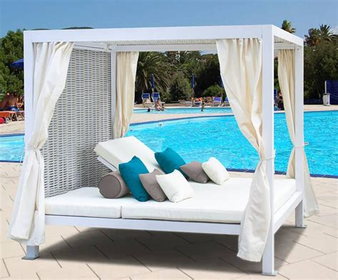 Popular outdoor furniture daybed buy cheap outdoor furniture daybed lots from china outdoor
