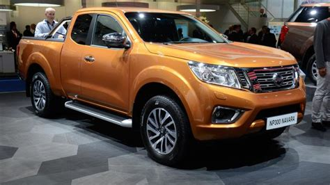 New Prices New Nissan Navara Prices Specs And Release Date Carbuyer