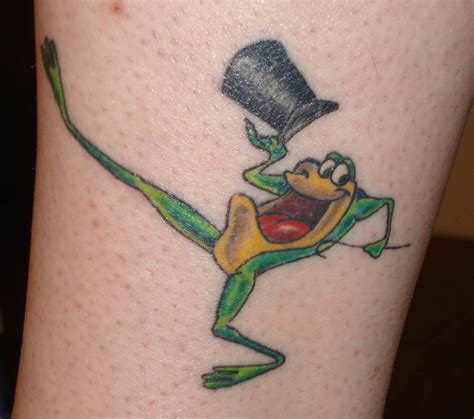 cartoon frog tattoo designs 57 frog tattoos and ideas