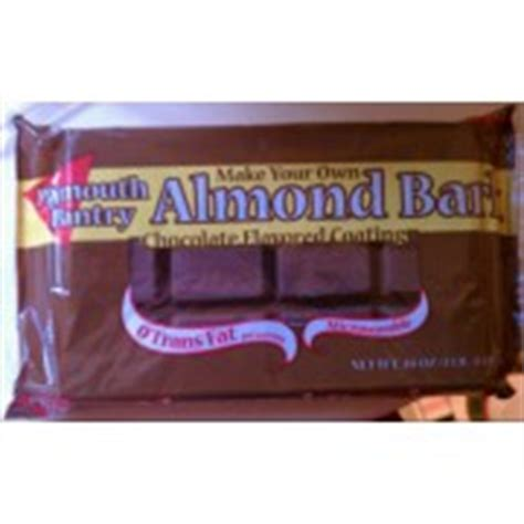 Plymouth Pantry Almond Bark Ingredients by Plymouth Pantry Chocolate Almond Bark Baking Bar Calories