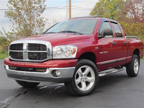 2007 2008 dodge ram 1500 2007 dodge ram 1500 big horn 4x4 5 7l hemi sold