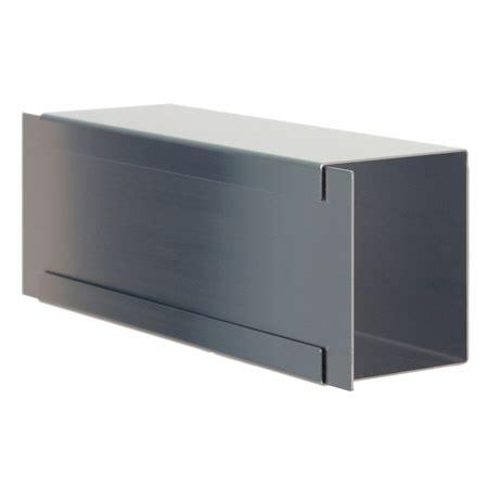 keilbach briefkasten keilbach zeitungsbox glasnost newsbox metal