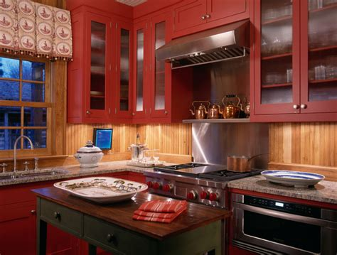 Outfitter C Kitchen by Lodge Oxford Maryland Rustic Kitchen Dc