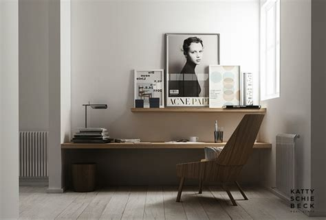 how to create a minimalist home office frances hunt lookslikewhite blog