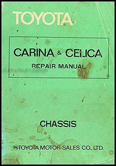 service manual repair 1976 toyota celica engines window louvers aren t enough to save this 1976 1977 toyota celica chassis repair shop manual original