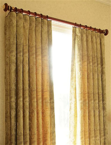 Box Pleat Curtains Curtains From Fenetre Interiors Of Chorleywood