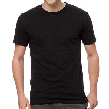 Tshirt Black Id plain mens black t shirt size all sizes rs 100
