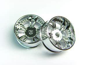 atomic mini z awd narrow split spoke wheels 3 5 offset chrome