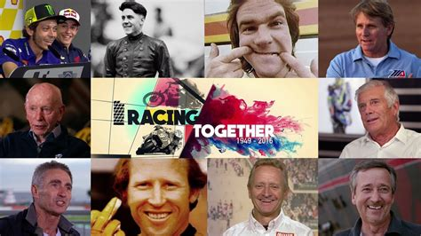 racing together 1949 2016 motogp books motogp documentary racing together 1949 2016 trailer