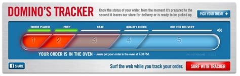 domino pizza free trail hacker ordering domino s pizza online