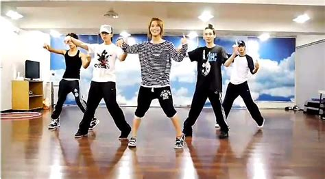 tutorial dance lucifer shinee shinee 샤이니 lucifer dance version with caption and infos