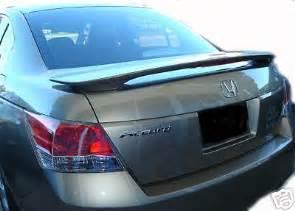 2008 2012 honda accord 4 door sedan painted factory style
