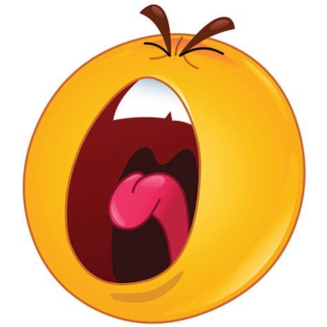 Emoji Yelling | image gallery screaming smiley