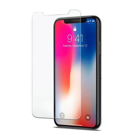 wholesale spigen glas tr glass screen protector for apple iphone xs 057gl22586